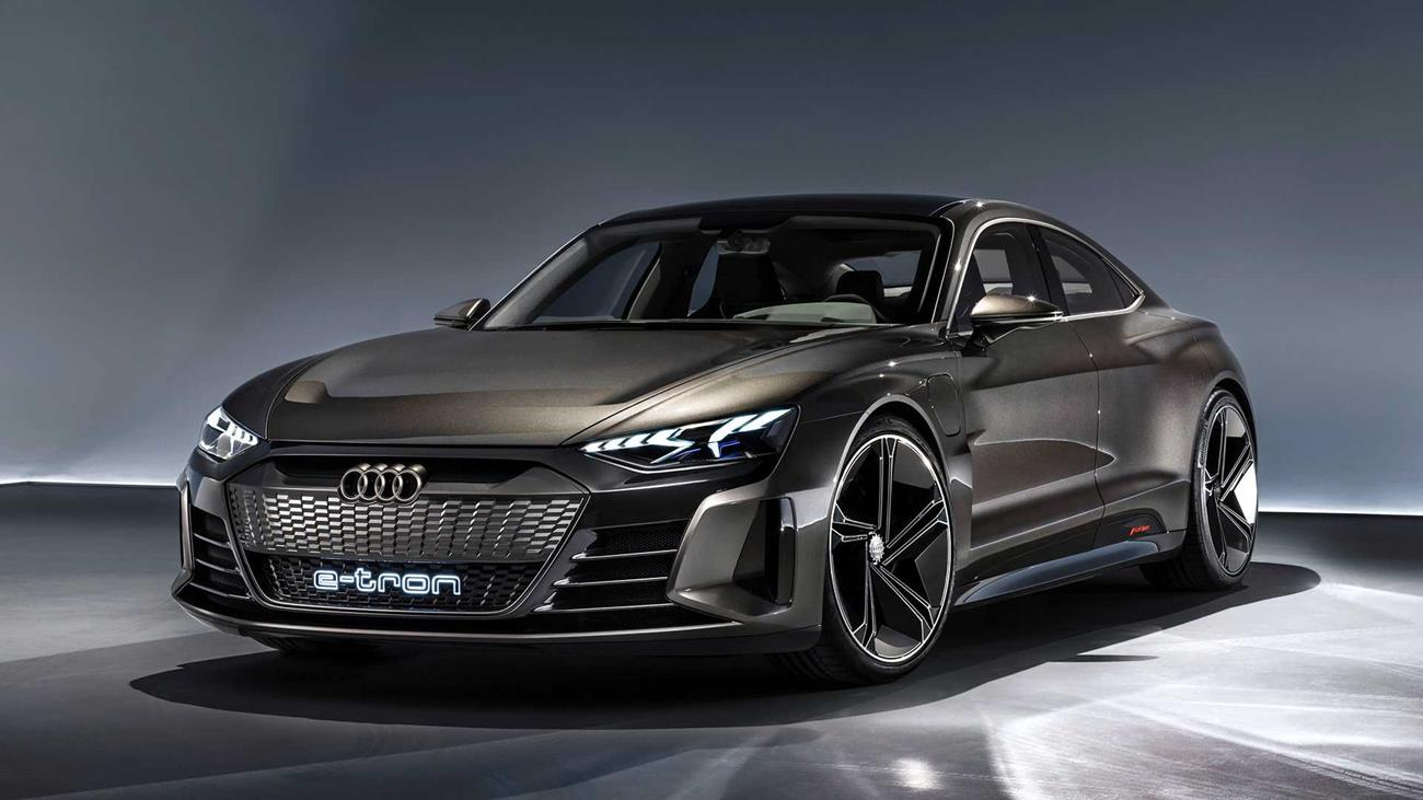 Audi E-Tron GT, testy Audi ETron GT, eTron GT, testy elektrycznego audi, prototyp eTron GT