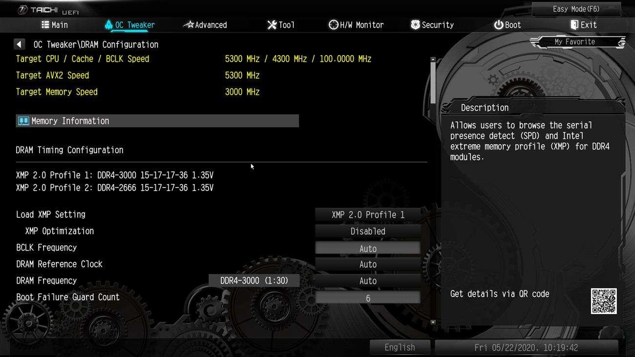 Test płyty głównej ASRock Z490 Taichi