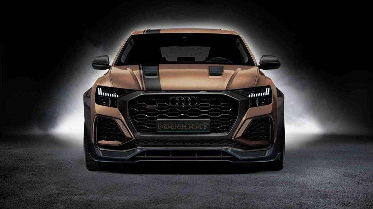 Co oferuje szalenie drogie i ograniczone Audi RS Q8 od Manhart?