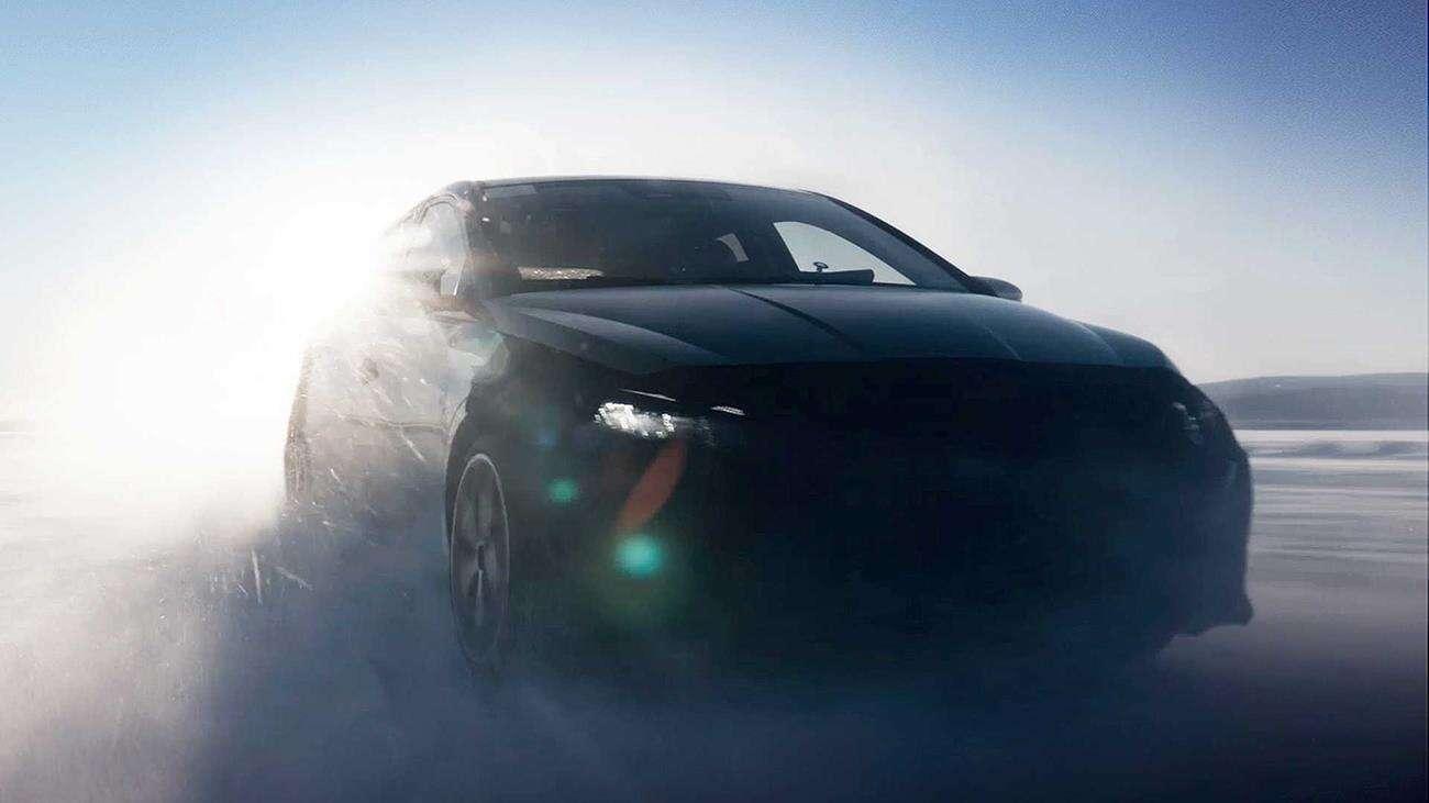 Hyundai i20 N 2021 nagrany podczas szaleństw na torze