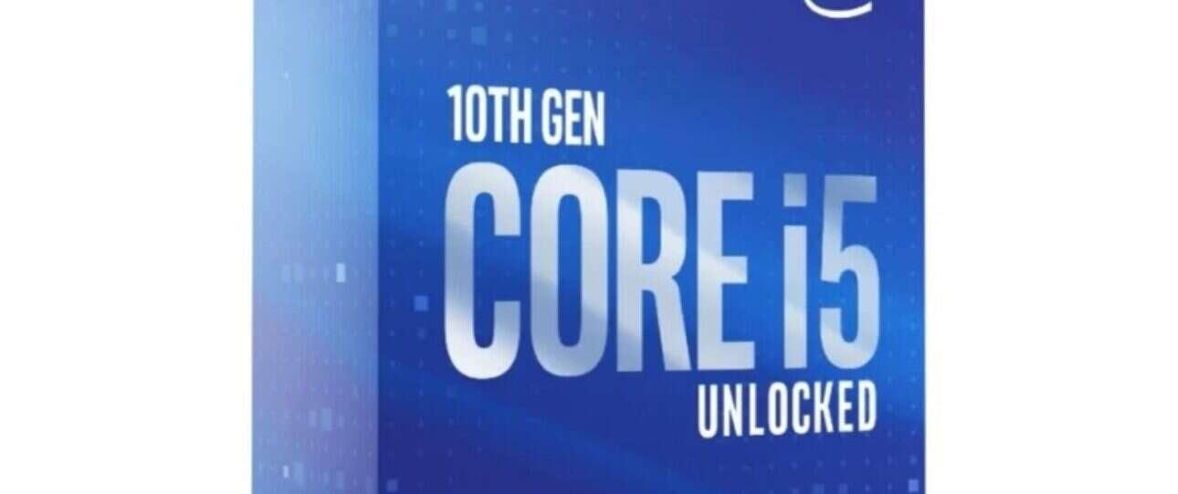 Test procesora Intel Core i5-10600K