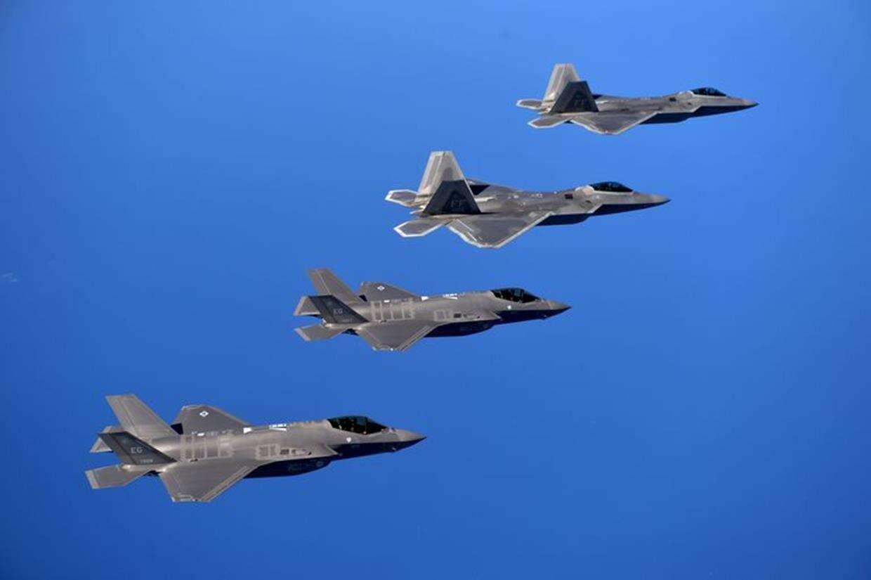 rozbicie myśliwca, rozbity F35, Floryda wypadek myśliwiec, rozbicie myśliwca Floryda