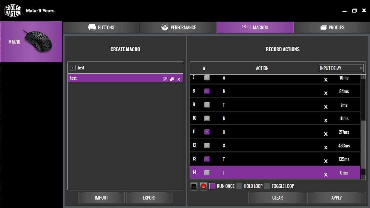 Test myszek MM710 i MM711 oraz twardej podkładki Cooler Mastera