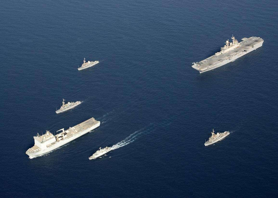 Marynarka USA, luki we flocie marynarki, autonomiczne okręty, okręty bezzałogowe, okręty NOMARS