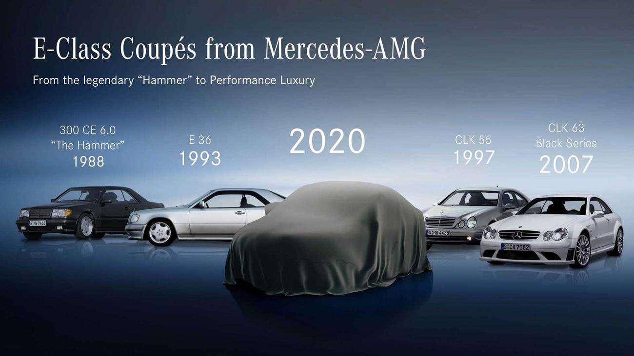 Mercedes zapowiada premierę nowej Klasy E