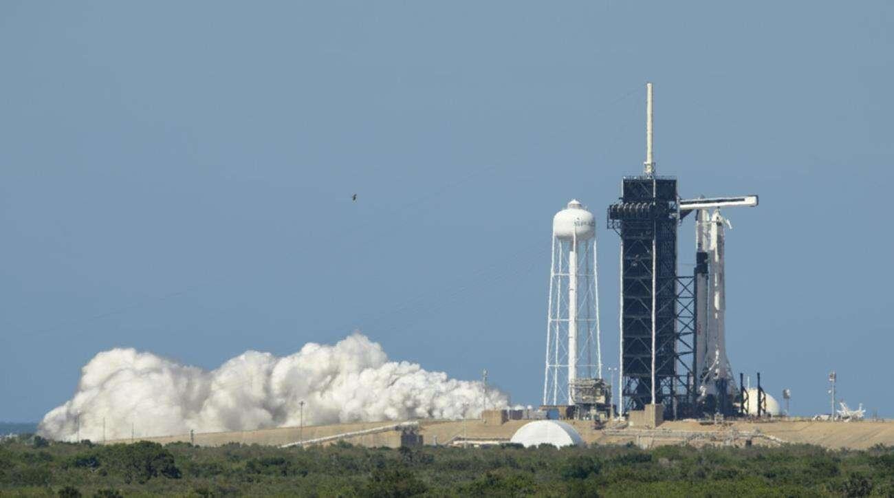 SpaceX, misja SpaceX, SpaceX i NASA, załogowa misja SpaceX