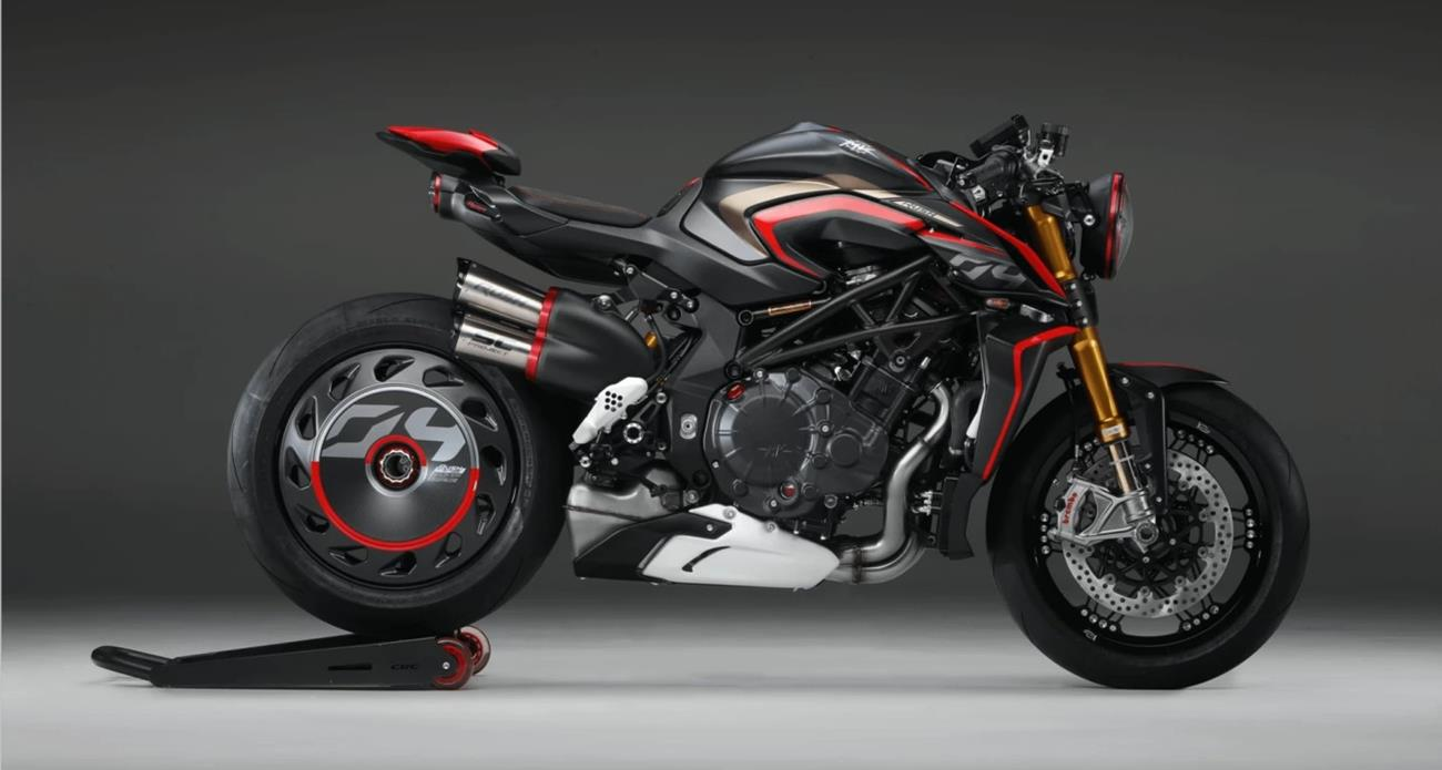 Motocykl Rush 1000, Brutale 1000 RR, specjalna wersja Brutale 1000 RR, Rush 1000