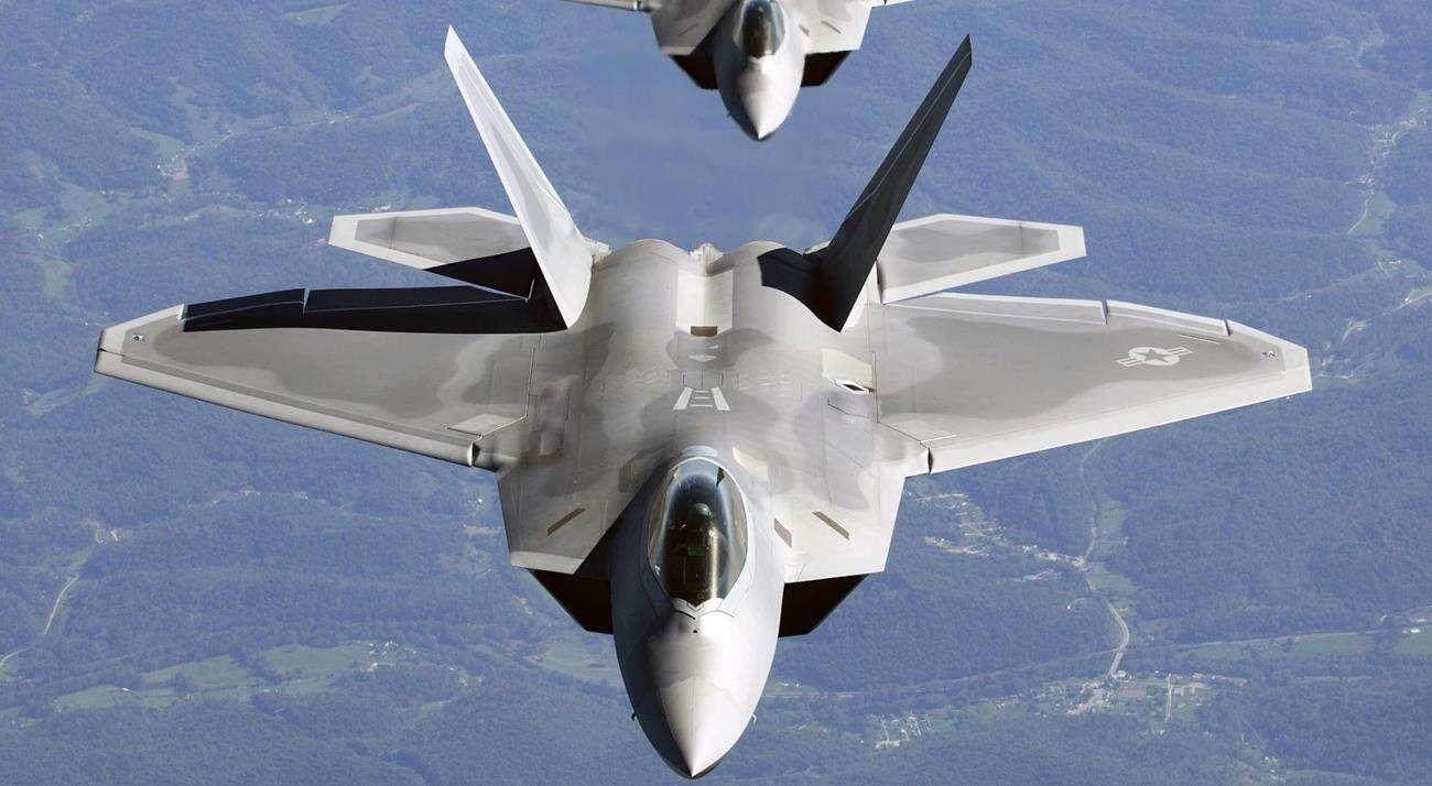 Stan gotowości lotnictwa USA przeraża