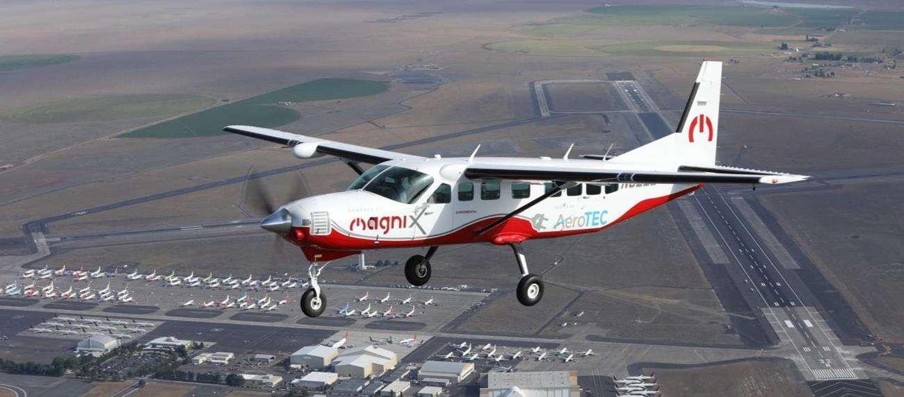 Największy na świecie samolot o zerowej emisji odbył lot