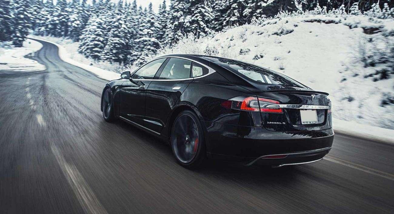 zasięg Model S, test zasięgu Tesla, Model S, Tesla Model S, Epa Model S, Model S Long Range