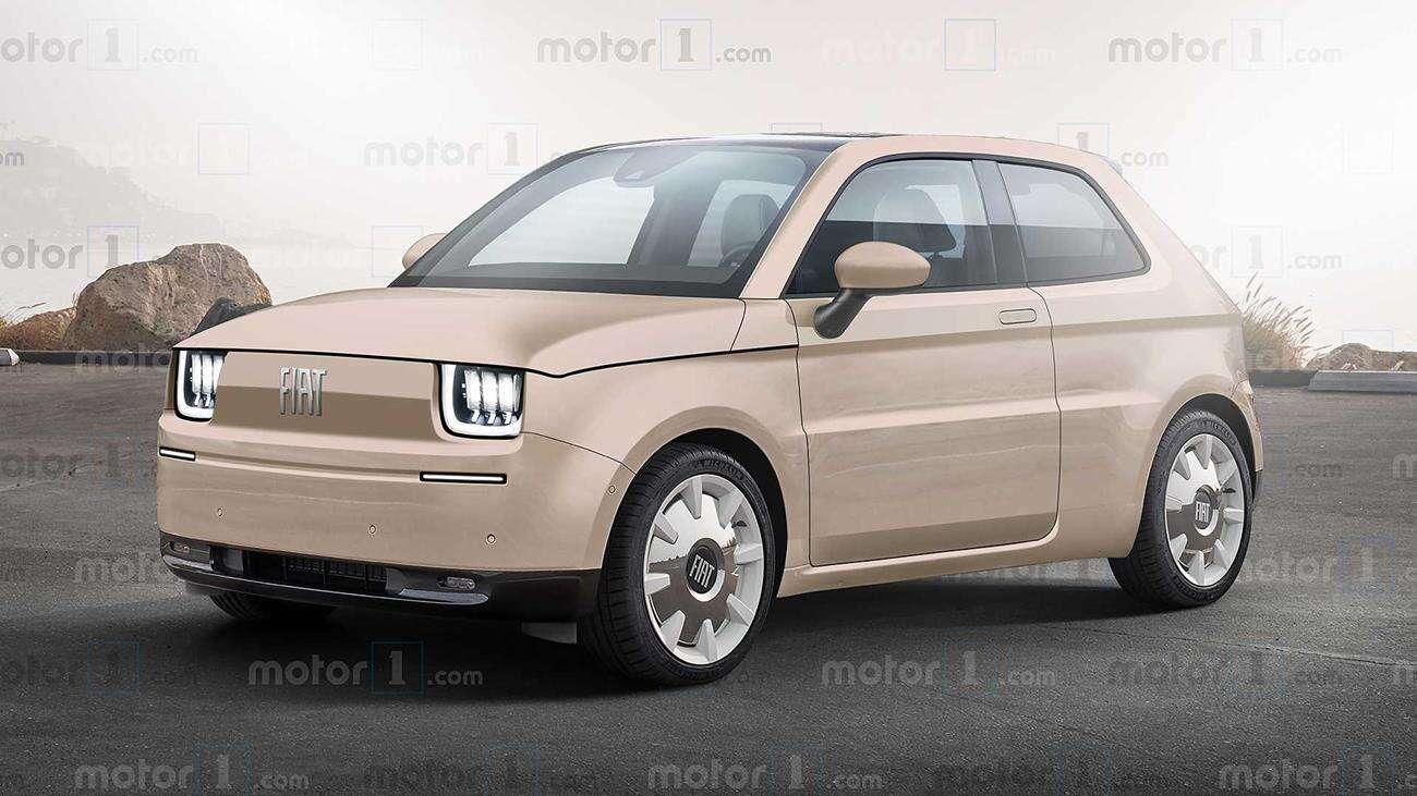 elektryczny Maluch, nowoczesny Maluch, nowoczesny Fiat F126, elektryczny Fiat F126, powrót Malucha