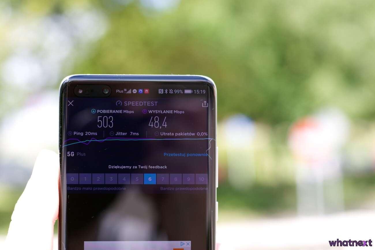 Testujemy 5G Plusa. Sieć spełniła moje oczekiwania