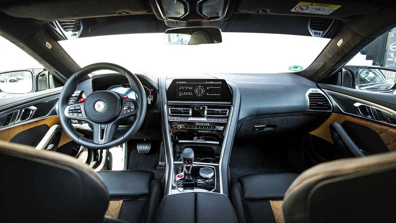 Podkręcone BMW M8 Competition dorównuje Porsche 911