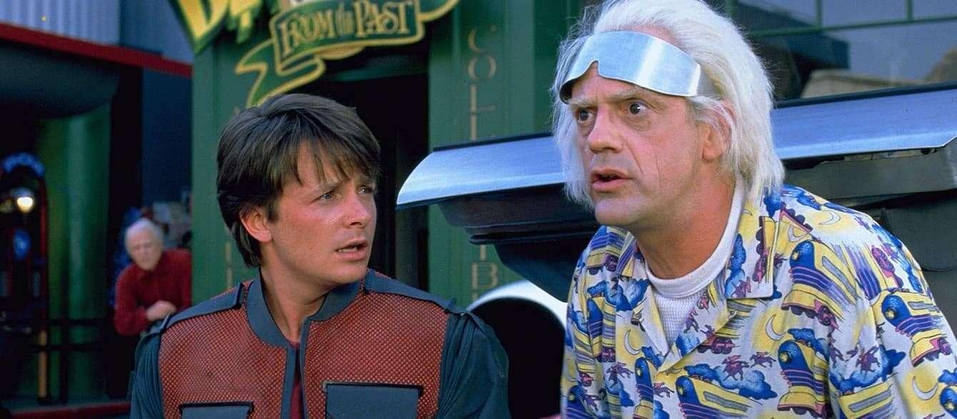Netflix ocenzurował scenę z Powrotu do przyszłości II. Tylko po co?