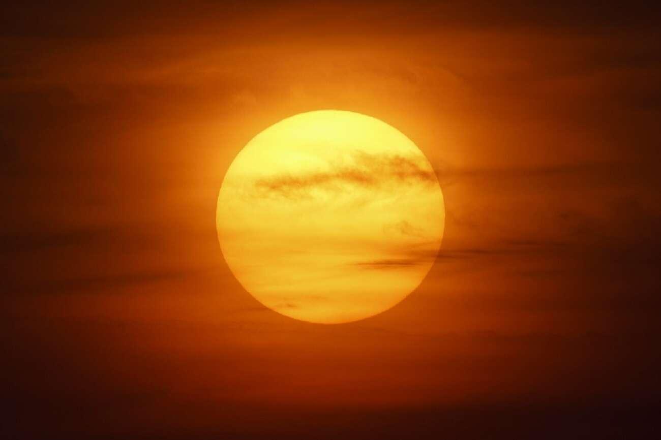 Jakiego koloru jest Słońce?