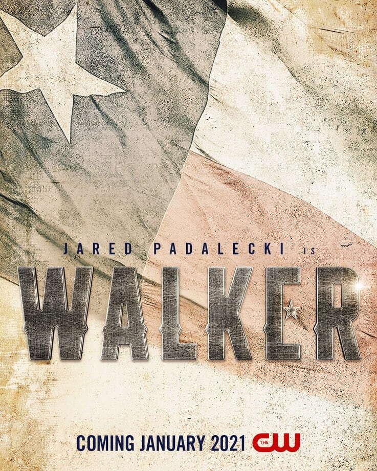 Strażnik Teksasu reboot, Strażnik Teksasu Jared Padalecki, Walker serial, Walker logo