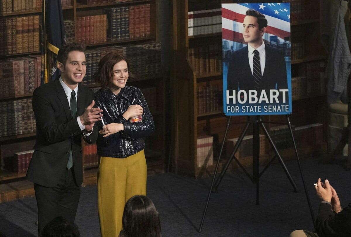 Wybory Paytona Hobarta - zobaczcie co nas czeka w drugim sezonie