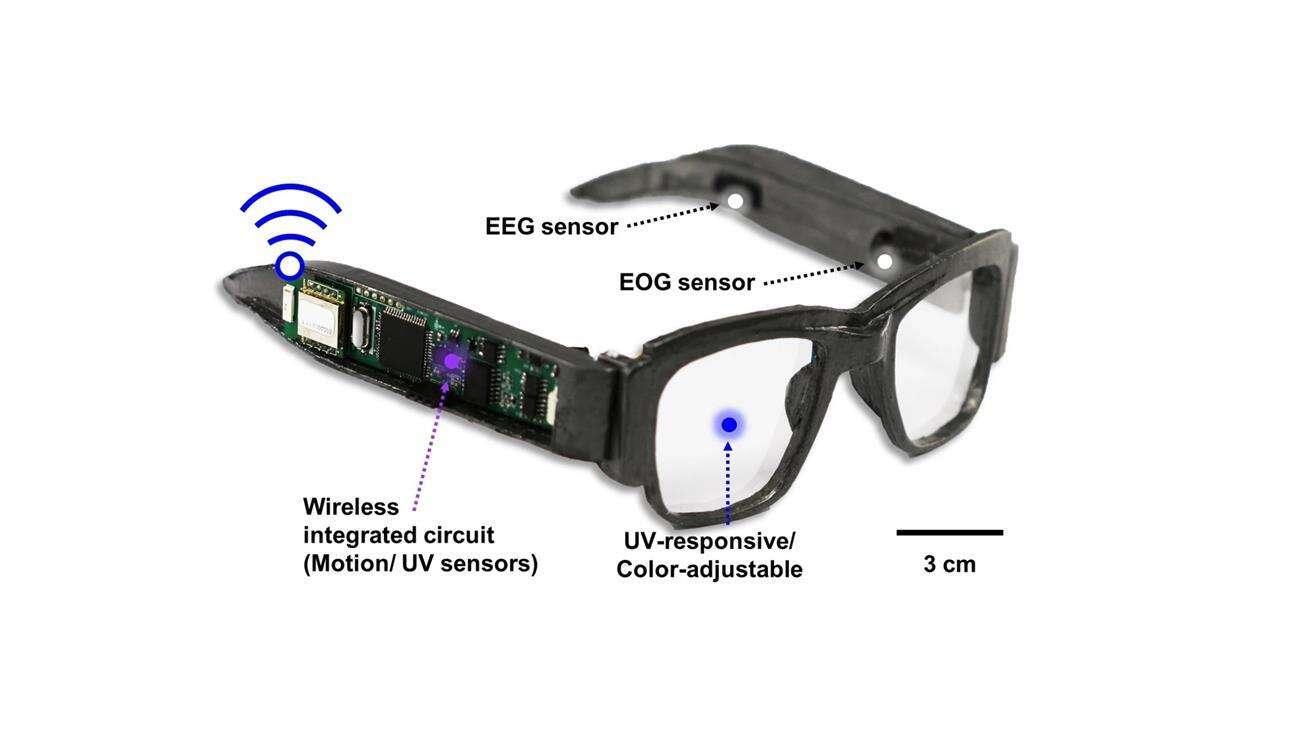 Z tych inteligentnych okularów skorzystaliby gracze i seniorzy