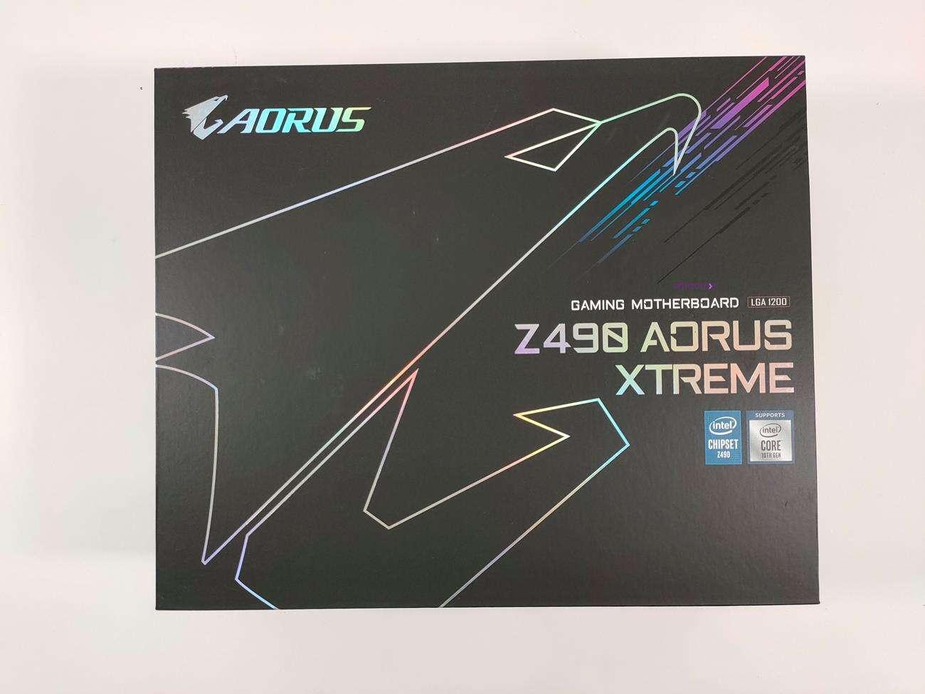 test Z490 Aorus Xtreme, recenzja Z490 Aorus Xtreme, review Z490 Aorus Xtreme, opinia Z490 Aorus Xtreme