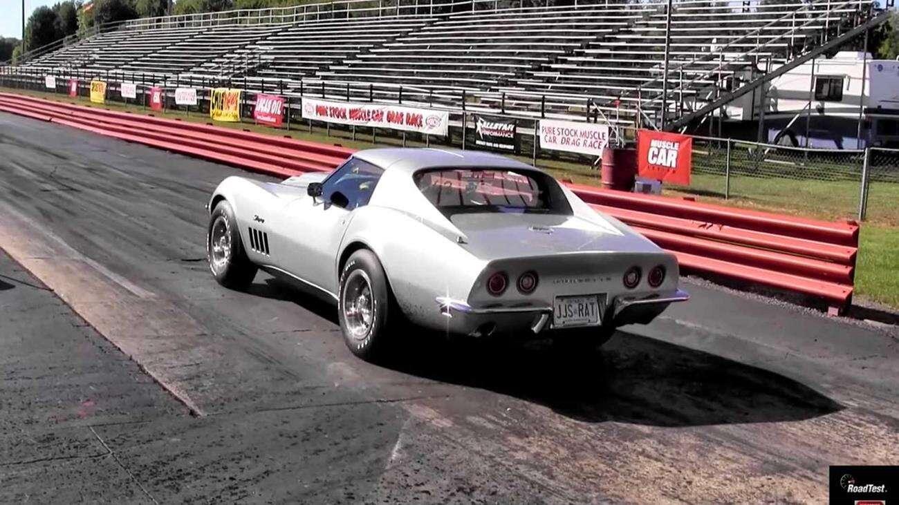 51-letnia Corvette L88 w pojedynku z innymi klasykami