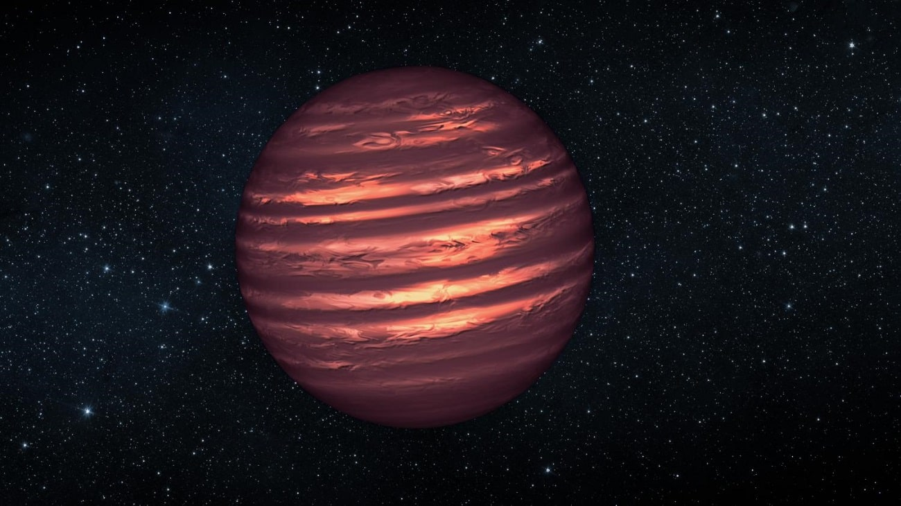 Oto najbliższy Ziemi młody, brązowy karzeł. Co daje nam jego odkrycie?