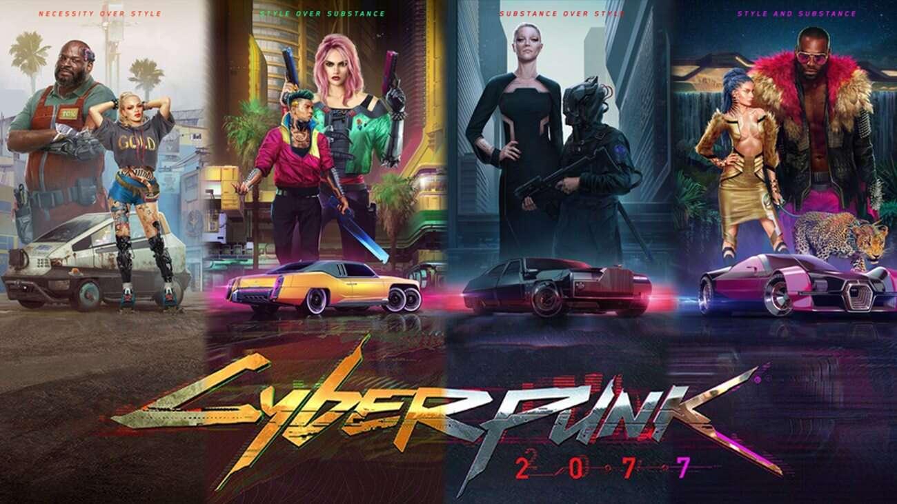 Cyberpunk 2077, CD Projekt Red, pułapka Cyberpunk 2077