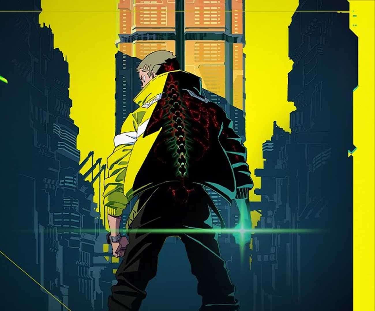 Cyberpunk: Edgerunners to anime, które będzie na Netlix!