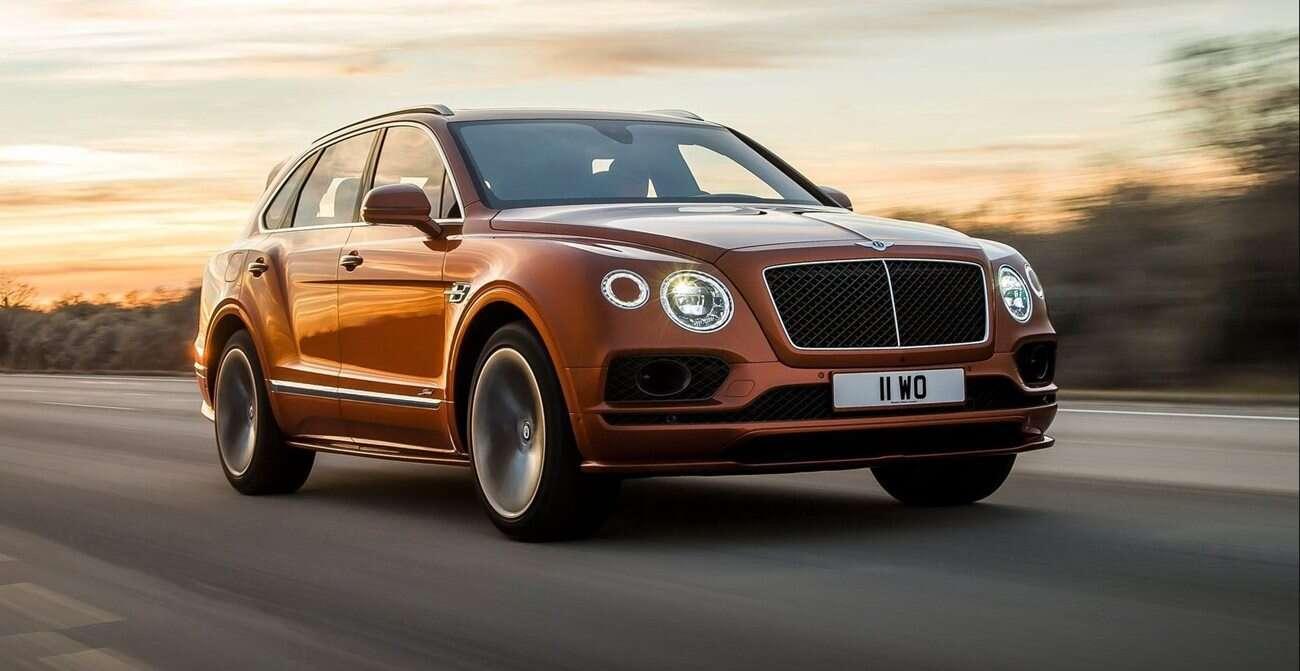 Czego oczekiwać po odświeżeniu Bentley Bentayga 2021?