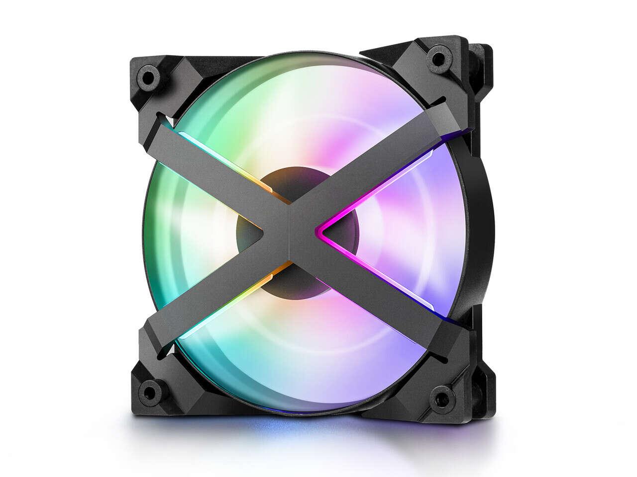 wentylatory Deepcool MF120 GT A-RGB, cena Deepcool MF120 GT A-RGB
