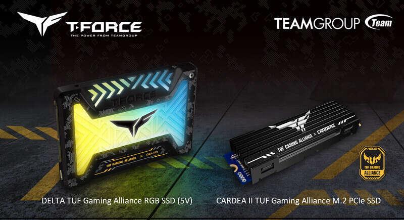 team group TUF, dysk TUF Gaming