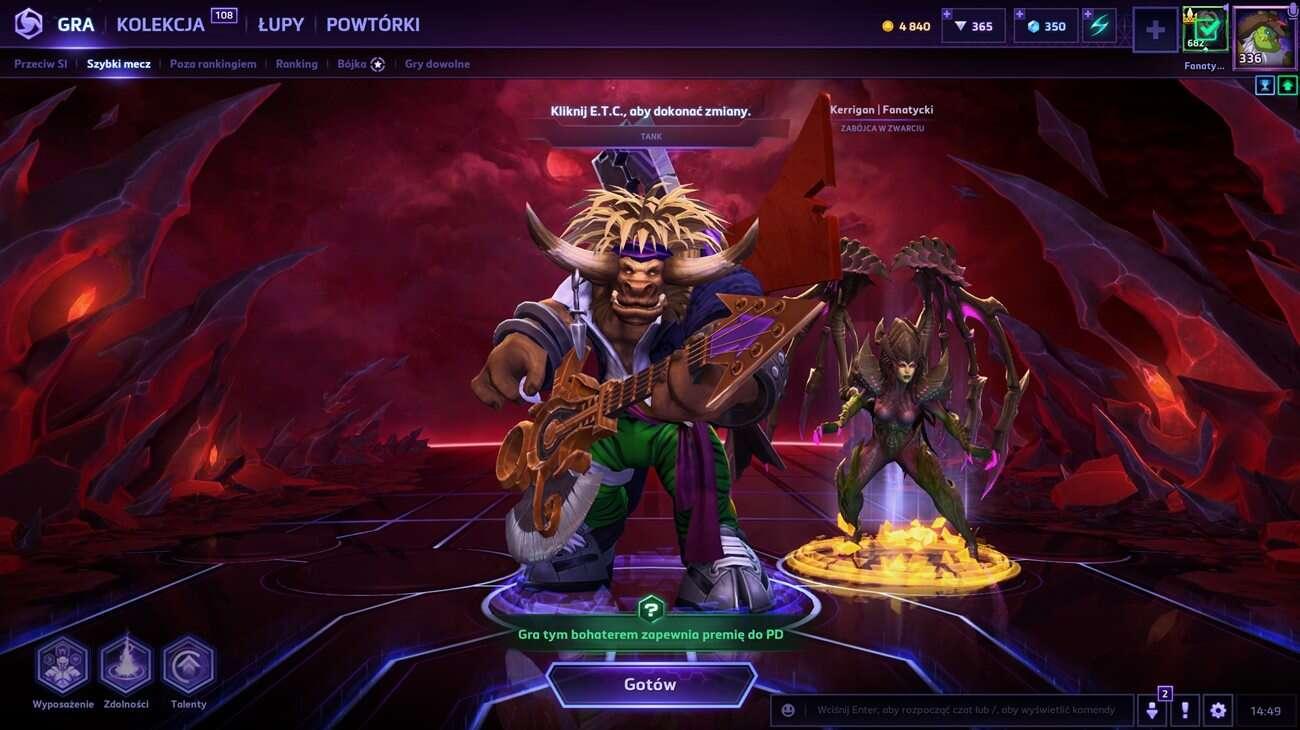 ETC, bo Blizzard gra nie tylko na naszych nerwach