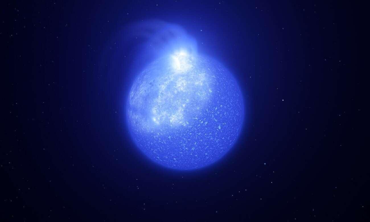 Zobaczcie ogromne plamy, które pokrywają gwiazdy. Czy różnią się od tych ze Słońca?