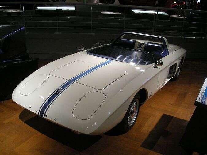 mustang i roadster 1962