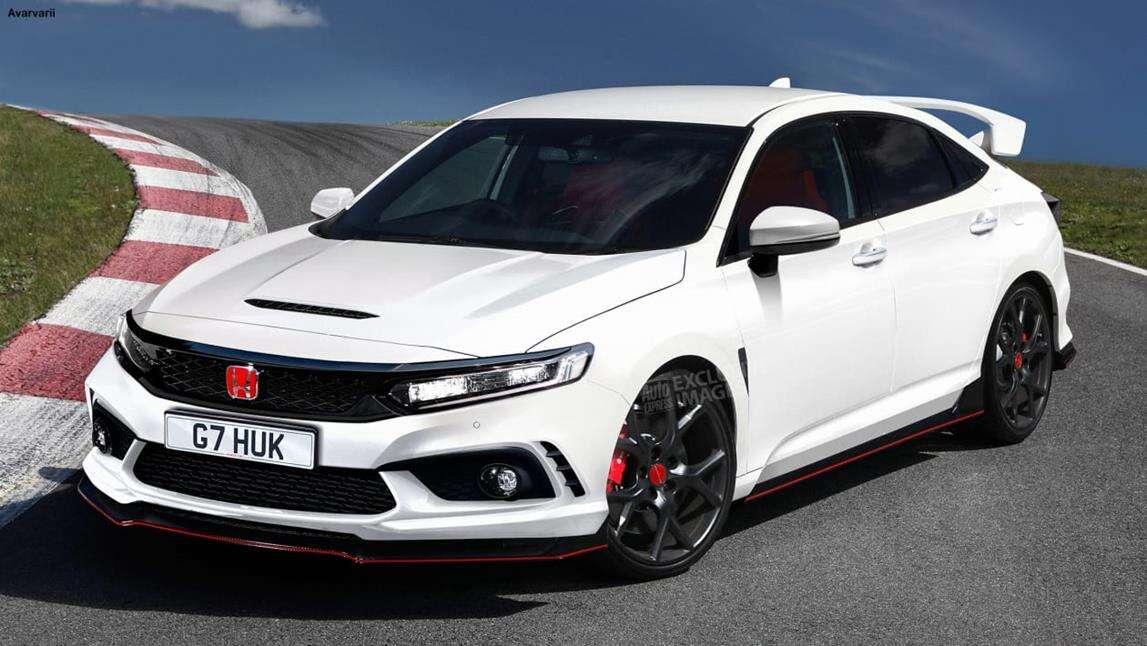 Honda Civic Type R 2022 będzie trzymać się tradycji