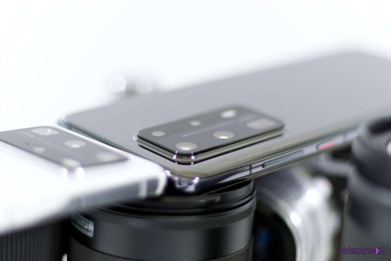 Huawei P50 Pro dostanie nowe aparaty