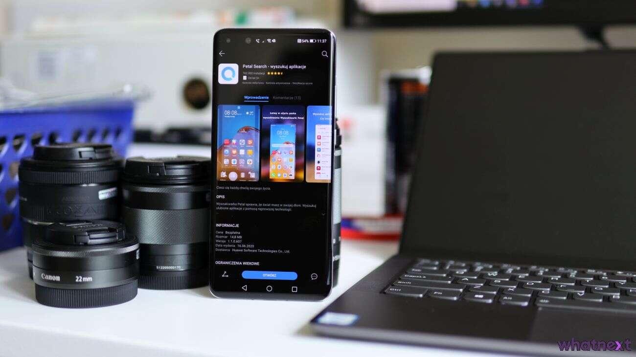 Huawei ułatwia życie bez Google'a. Oto aplikacja Petal