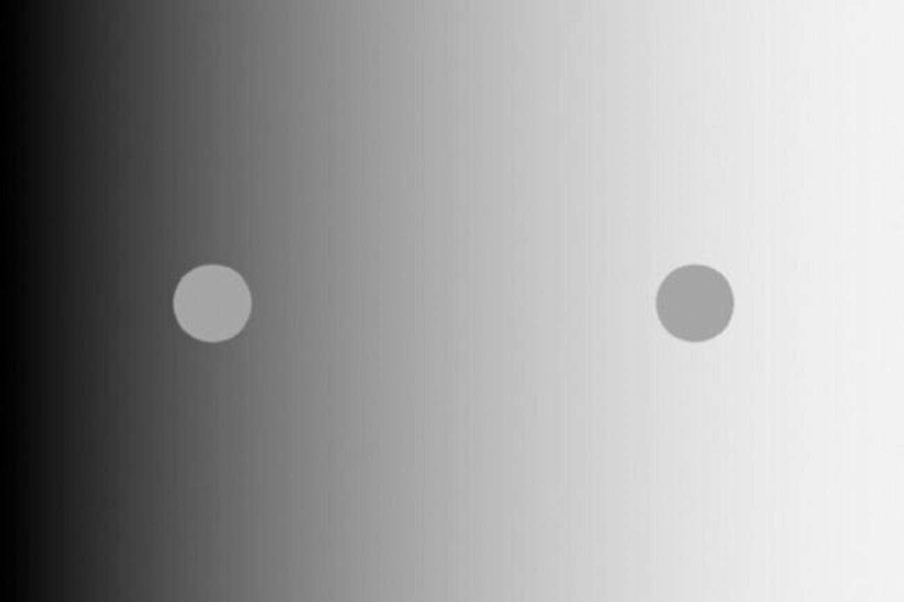 Dzięki nauce możemy poznać wyjaśnienie popularnego złudzenia optycznego