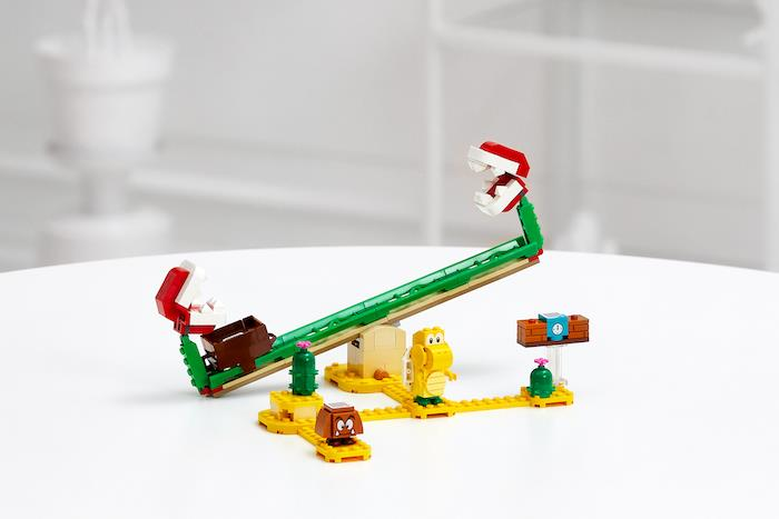 zestaw LEGO Super Mario, gra LEGO Super Mario