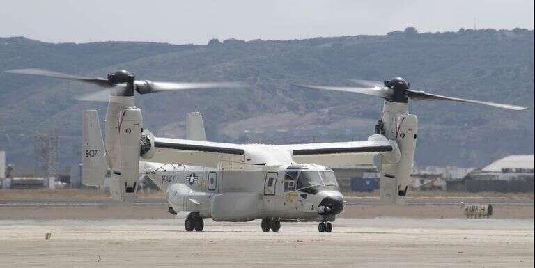 CMV-22B Osprey, marynarka wojenna USA, Osprey w armii