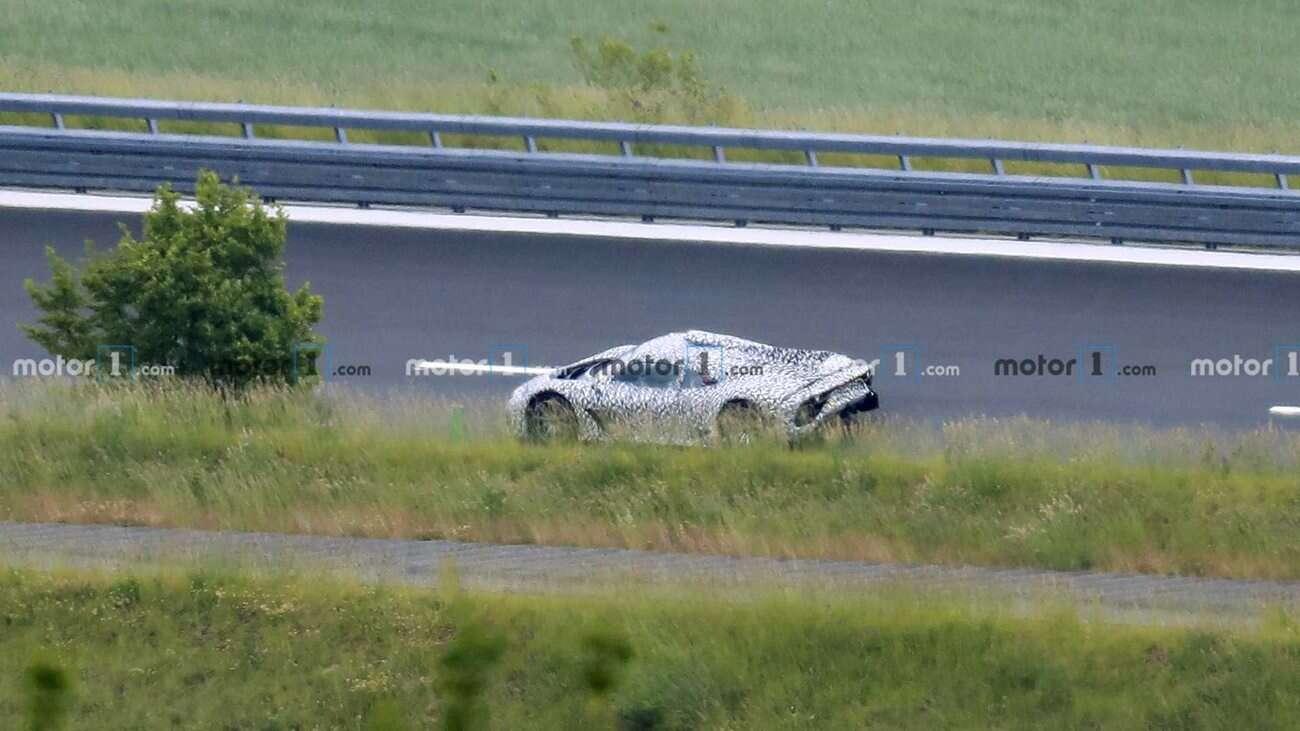 Obejrzyjcie jak Mercedes-AMG One podbija Nurburgring