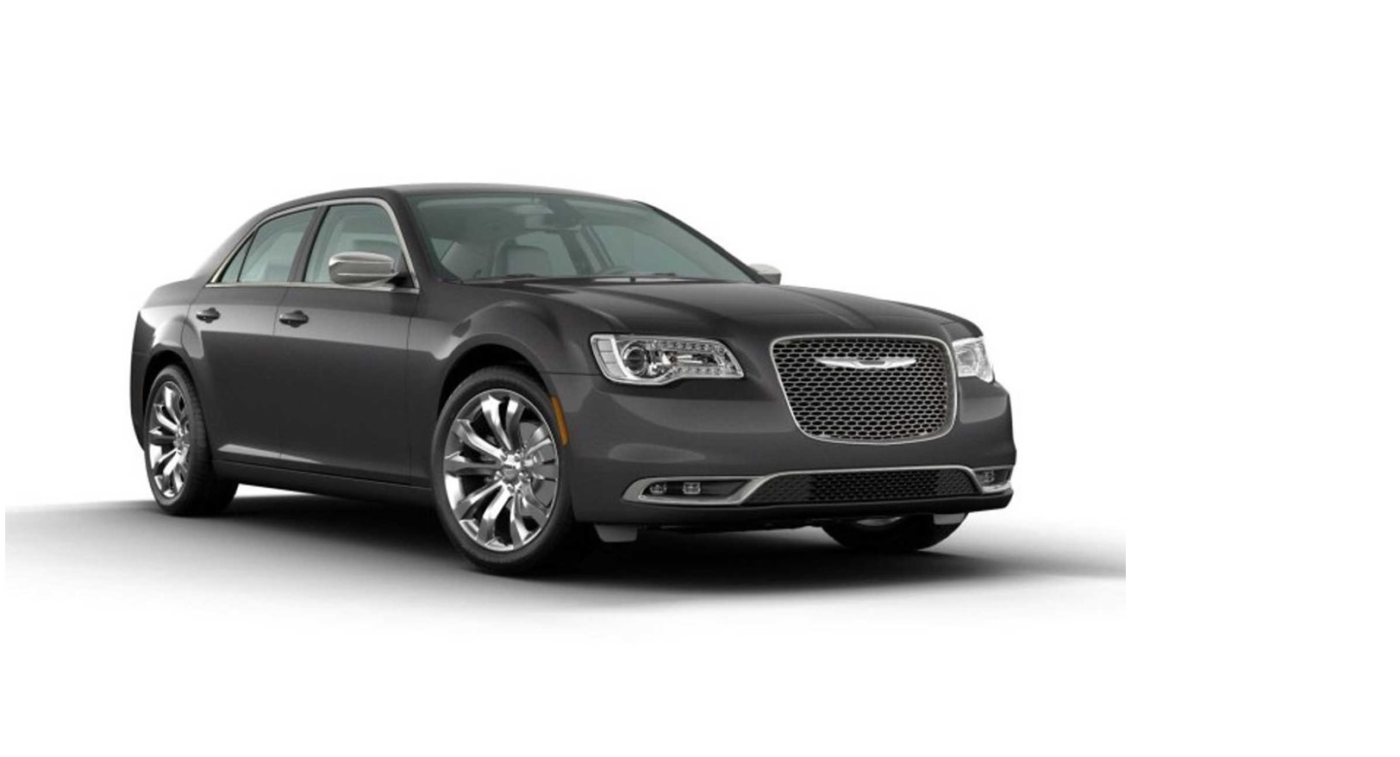 Niepewny przyszłości Chrysler 300 z nowym pakietem chromu