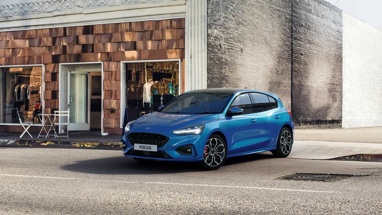 Odświeżony Ford Focus 2023 wyszpiegowany. Obejrzyjcie zdjęcia