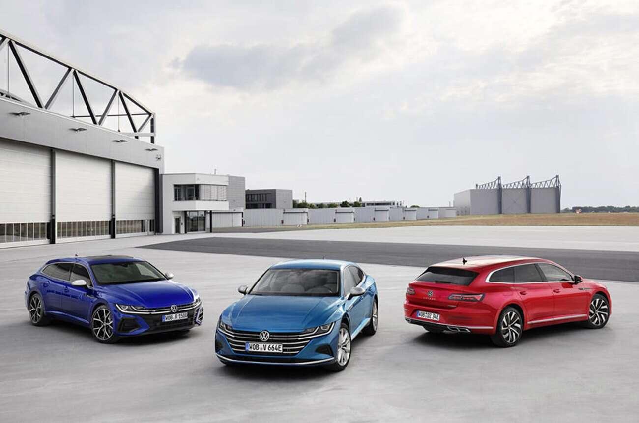 Nowy Volkswagen Arteon już oficjalnie