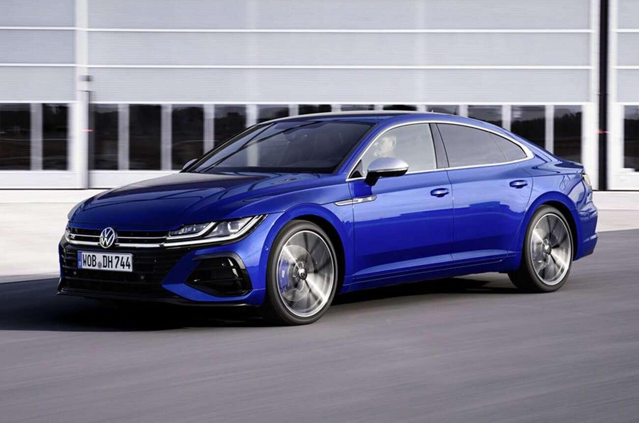 Polskie ceny nowego Volkswagena Arteon i Arteon Shooting Brake