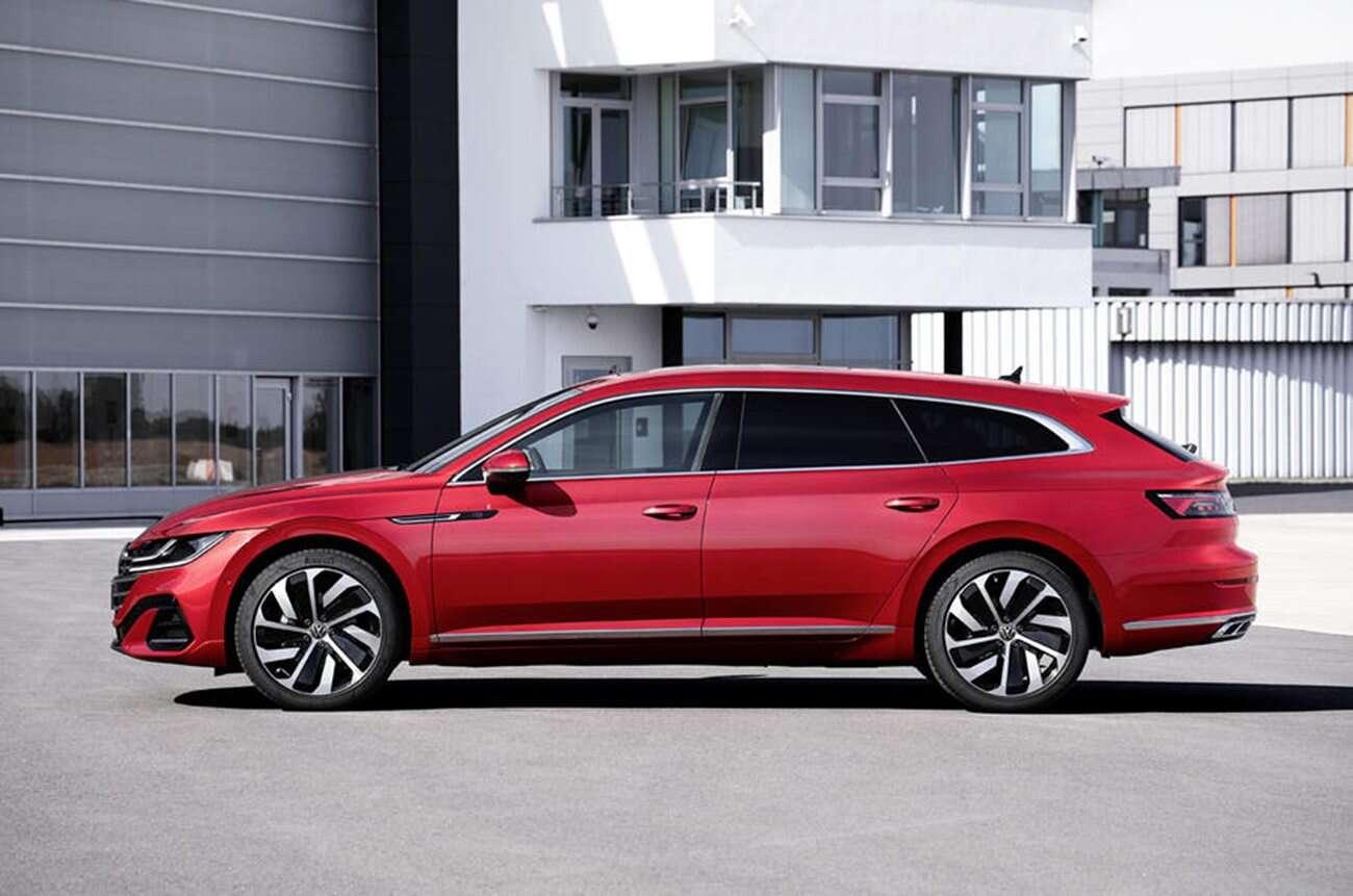 Volkswagen Arteon, Arteon 2021, Arteon Shooting Brake, premiera Volkswagen Arteon