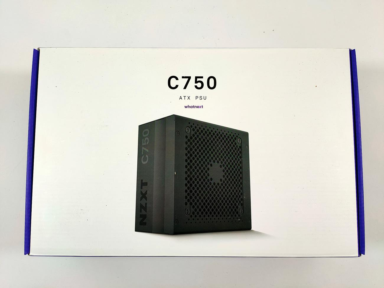 test NZXT C750, recenzja NZXT C750, review NZXT C750, opinia NZXT C750