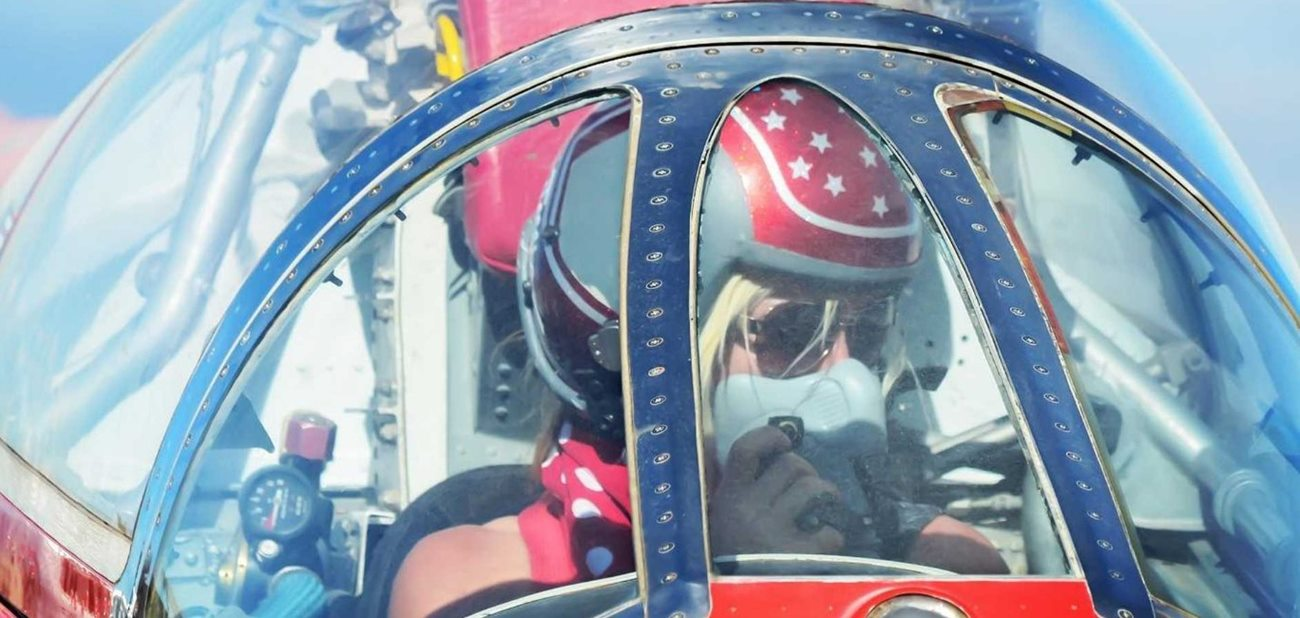 rekord prędkości, rekord kobiety, Jessi Combs rekord, rekord prędkości na lądzie