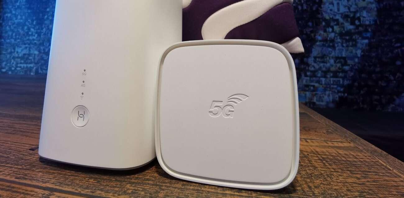 Dużo Internetu z 5G w ofercie Play Internet