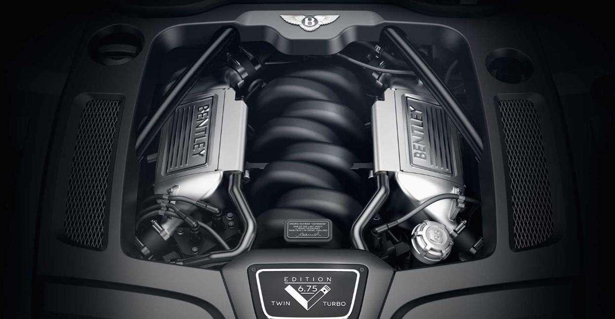 Po 61 latach silnik Bentleya doczekał się końca produkcji