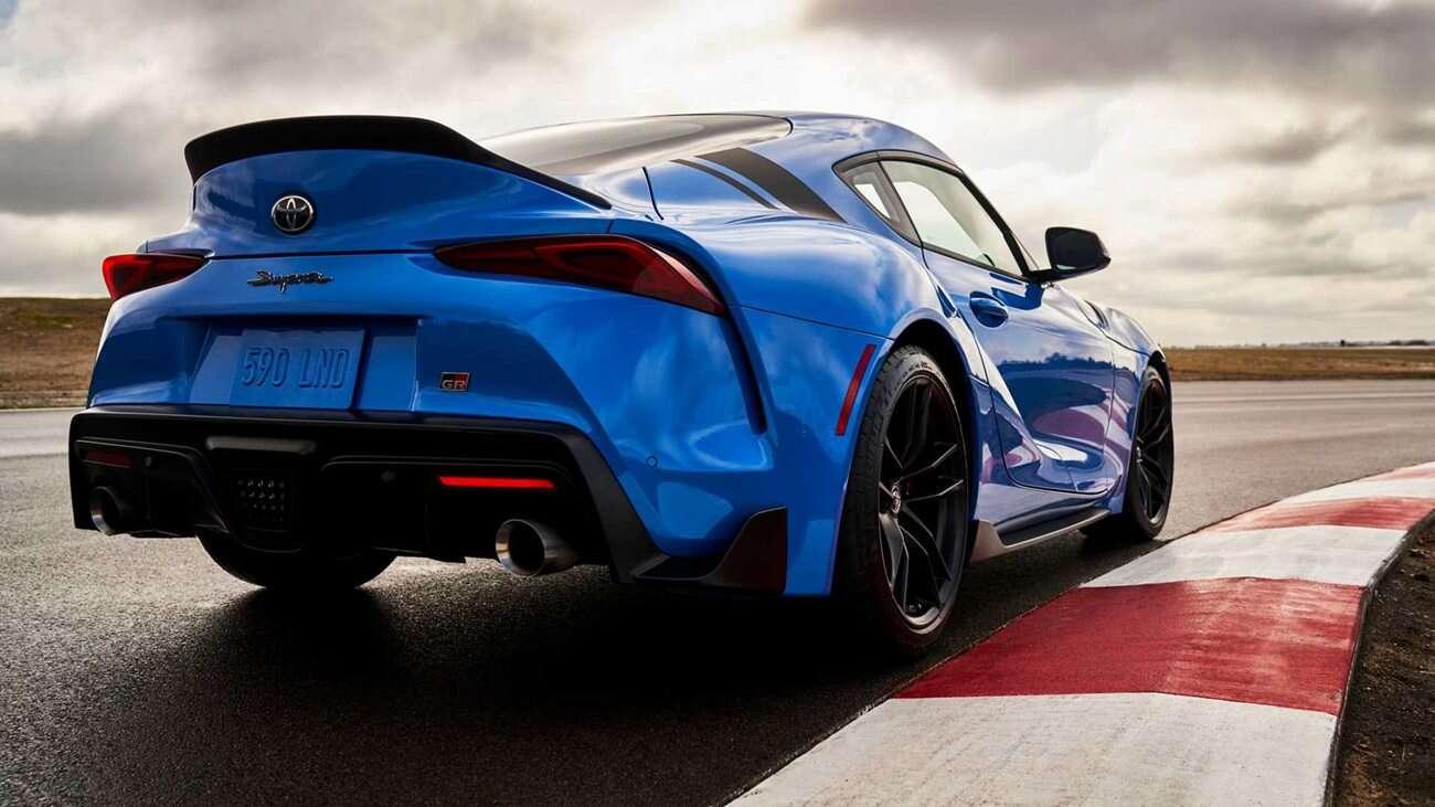 Poznaliśmy ceny nowych modeli Toyota Supra 2021